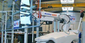 GK Techniques Robot de pose a ventouses 420-420XL Chariot de levage 2